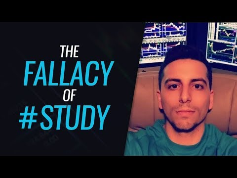 The Fallacy of #STUDY - With Dante
