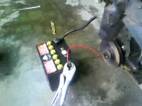 Engine Test Stand Wiring Diagram New Start Up On Question Jeep Wrangler Radio How To A Alone Youtube