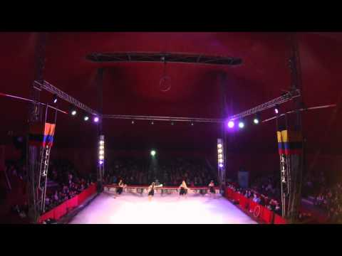 dance circus on ice malta