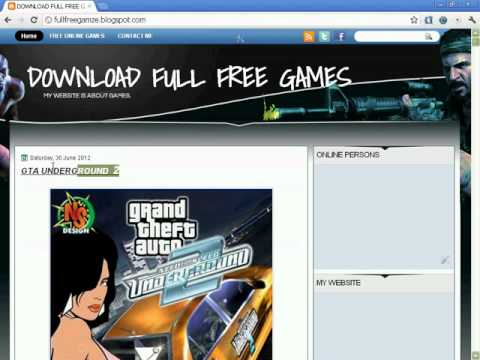 Gta killer kips game free download (gta vice ci.
