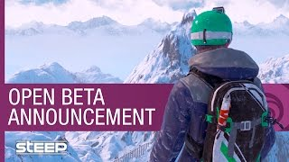 STEEP: Open Beta Trailer [US]