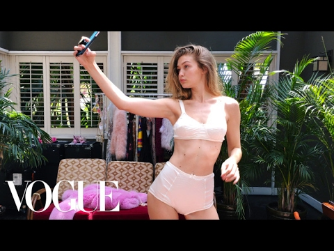 Supermodel Gigi Hadid Does Los Angeles Like You鈥檝e Never Seen Before | Vogue