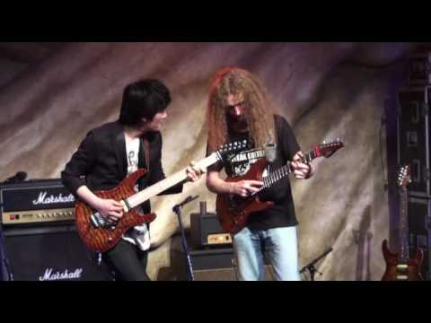 Guthrie Govan EBS Broadcasting - Little Wing