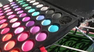 Pro 120 Full Color Eyeshadow Palette Fashion Eye Shadow Thumbnail