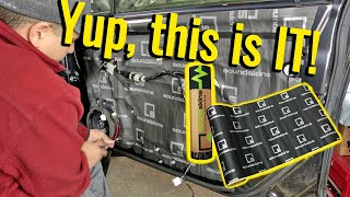Soundskins Sound Deadening Install and Review in WRX Doors | DETAILED GUIDE |