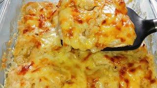 Простой рецепт ОЧЕНЬ вкусной куриной грудки в духовке! Такая Сочная и Нежная Куриная грудка!