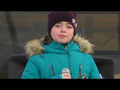 «Неба дожди»  Поёт Каролина Карелина / Musical Novokuznetsk