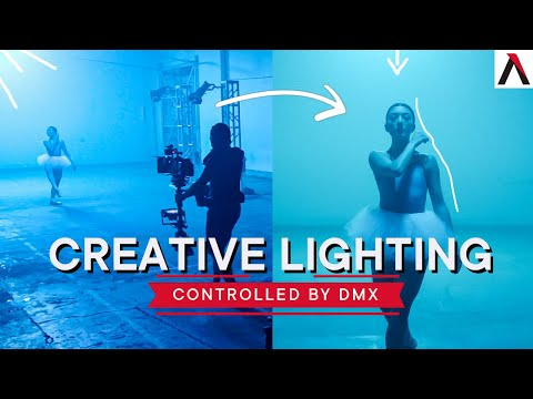 How to Light with DMX | Designing Lights 101