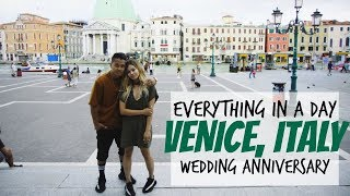 Travel Vlog A day in Venice, Italy|THE MAJOR ATTRACTIONS of VENICE ON A BUDGET | BALLAN IN STYLE