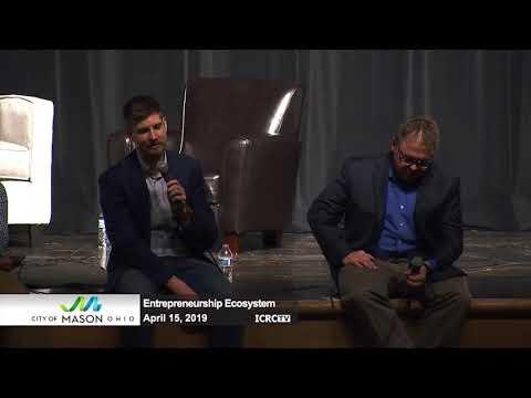 City of Mason Co:LAB - Innovation & Mason's Entrepreneurship Ecosystem