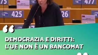 """Intervento in Plenaria dell'europarlamentare Elisabetta Gualmini su """"Istituzione di un meccanismo dell'UE per la democrazia, lo Stato di diritto e i diritti fondamentali"""""""