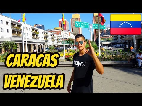 ASÍ ES CARACAS VENEZUELA, UNA DE LAS CIUDADES MAS PELIGROSAS DEL MUNDO | DarekVlogs