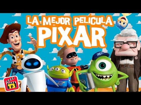 La Mejor Película de PIXAR / Memo Aponte / Toma 3