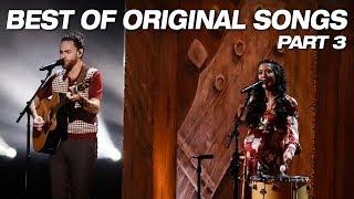 Best Original Songs From Season 13 Part 3 - America's Got Talent 2018