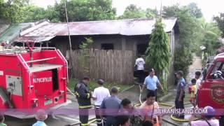 Fire at Bliss, Naval, Biliran