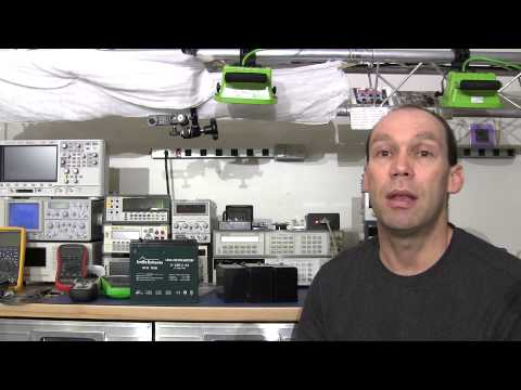 T4D #89 - LED Lights, Batteries, ISO-TECH IDM 505 Multimeter and more...