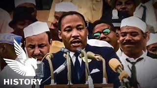 """【日本語字幕】キング牧師演説 """"私には夢がある"""" - Martin Luther King """"I Have A Dream"""""""