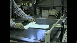 Automatic Folding machine STP-900 by THERMOTRON.mpg