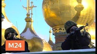 Познавательный фильм Кремлёвский полк