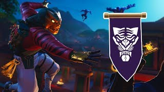 Secret Banner Week 6 Fortnite Location Guide Discovery Challenges EXACT LOCATION