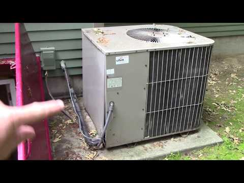 DIY Central air/ Furnace complete HVAC installation