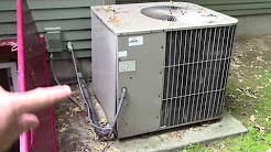 DIY Central air/ Furnace complete HVAC installation