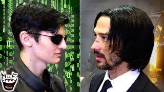 JOHN WICK vs NEO | Hilarious Keanu Reeves Movie Parody!