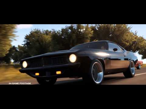 Forza Horizon 2 - Fast & Furious 7 DLC Gameplay Trailer