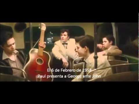 John conoce a Paul y George