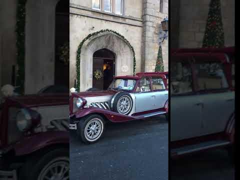 Vintage Wedding Cars Dublin Ireland
