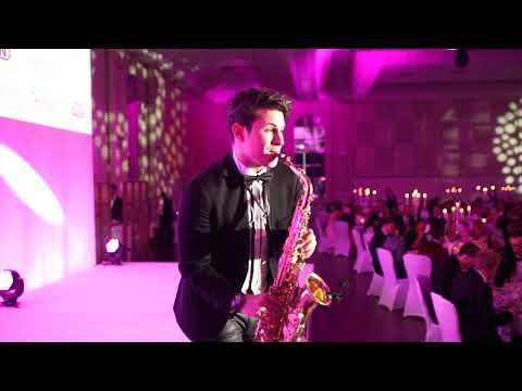 Hintergrundmusik Saxophon