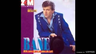 Bane Bojanic - Znam za sve sam kriv - (Audio 1996)