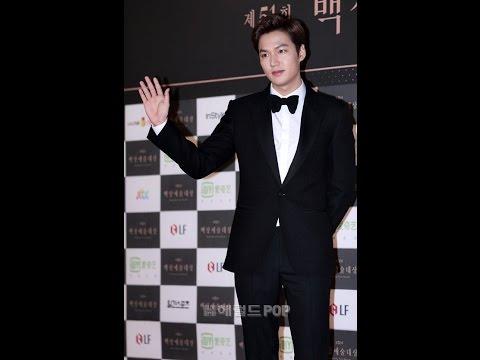 """Lee Min Ho điển trai bên """"người tình màn ảnh"""""""