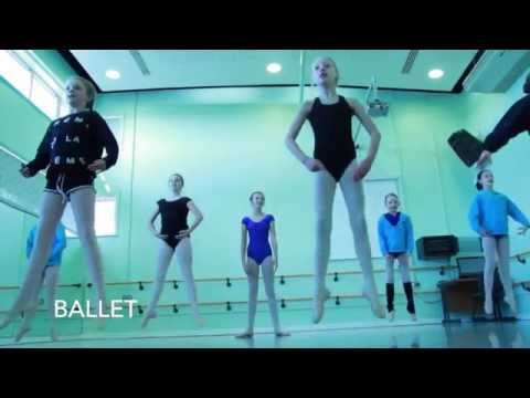 Promo Video for Prima Ballet and Performing Arts Academy