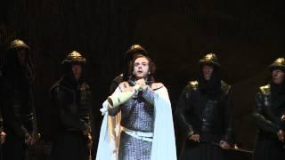 """FestspielFenster: Impressionen der Oper """"Fierrabras"""""""