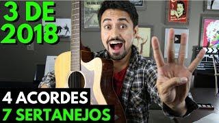 Baixar COMO IMPRESSIONAR NO ROLE - 7 sertanejos 4 acordes