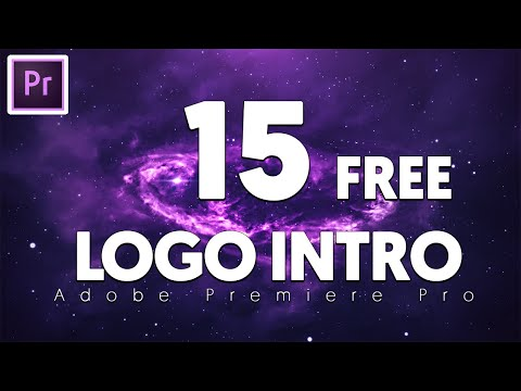 15 Logo For Adobe Premiere Pro Intro Template Free