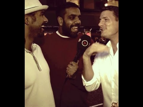MICHAEL BISPING & DAVID HAYE EXCLUSIVE INTERVIEW FOR iFILM LONDON / HAYE SAYS 'HE WANTS FURY FIGHT'