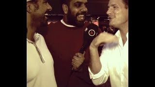 MICHAEL BISPING DAVID HAYE EXCLUSIVE INTERVIEW FOR iFILM LONDON HAYE SAYS 39 HE WANTS FURY FIGHT 39