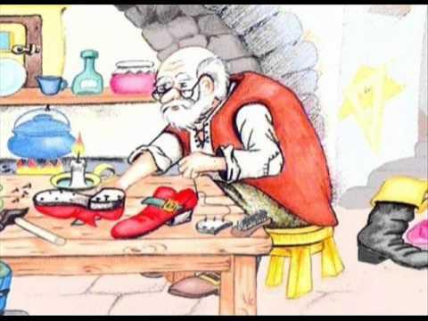 La historia del zapatero youtube for Imagenes de zapateros