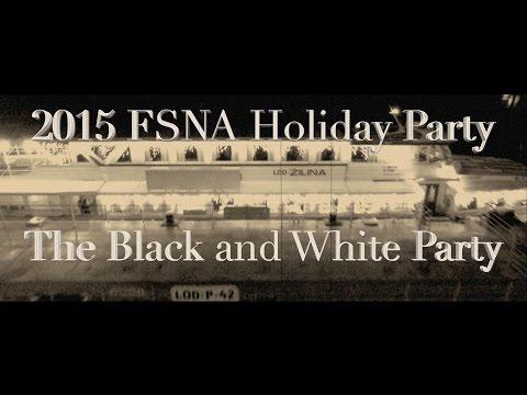 Bratislava FSNA Holiday Party 2015