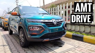 2019 Renault KWID Facelift AMT (Automatic) 1.0 Climber Test Drive Review | Rishabh Chatterjee