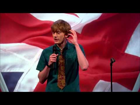 James Acaster's Stand-up on Mock the Week