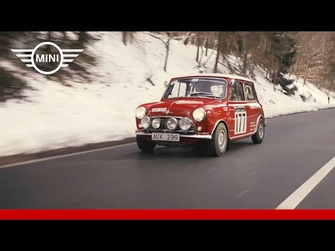 MINI USA | John Cooper Works | Rallye Monte Carlo Historique 2017