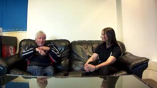 Interview with Clive Harrison at the UK Martial Arts Show 2019