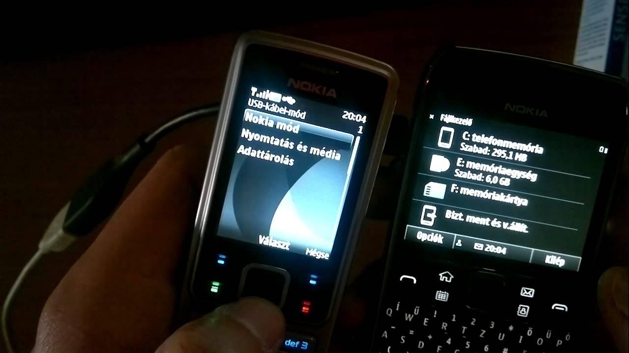 Драйвер для телефона nokia 6300