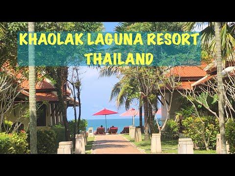 KHAOLAK LAGUNA RESORT | A Little TOUR around | THAILAND VACATION