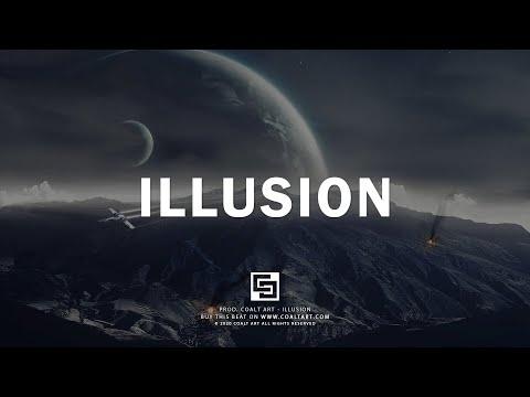 COALT ART - Illusion (rap Instrumental | Oldschool Beat)