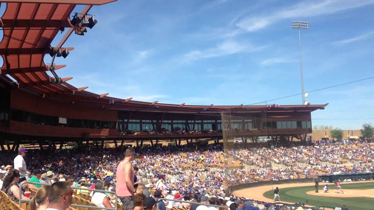 c39259ef13b Camelback Ranch Ballpark