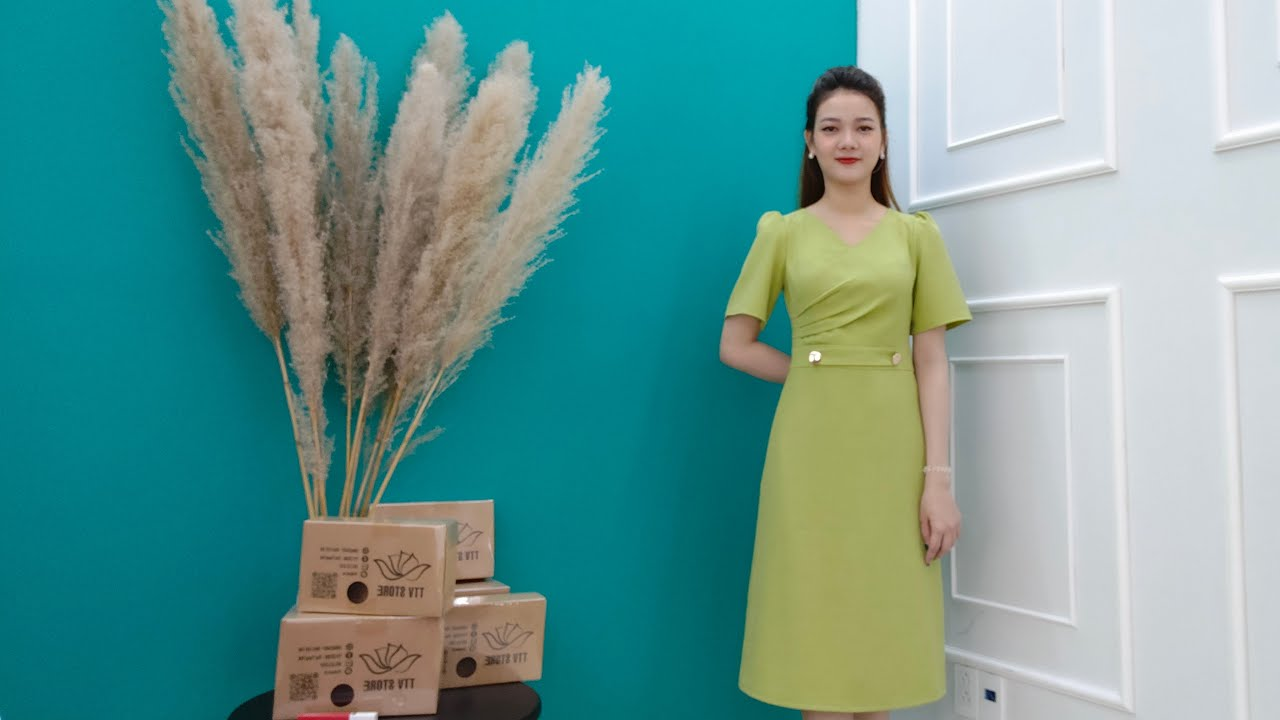 [ LIVE 126 ] – Đầm Trung Niên Đẹp GIẢM GIÁ SỐC – Thời Trang Trung Niên 2021